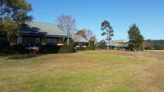 Maitland, Australia: Cabins
