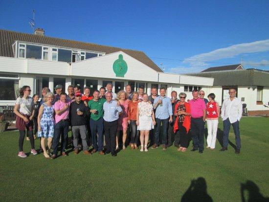 Society Event at North Wales Golf Club. July 2016