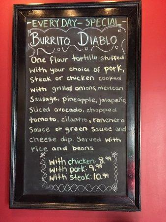 Kiosco Mexican Grill: photo0.jpg