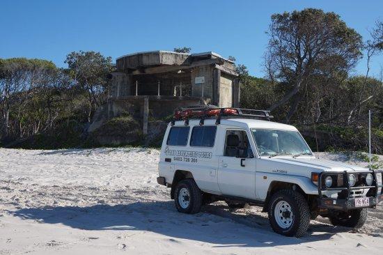 Bribie Island, Australien: Fort Bribie