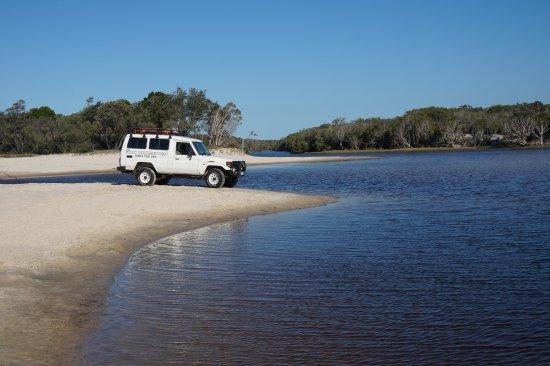 Bribie Island, Australien: Norfolk Lagoon