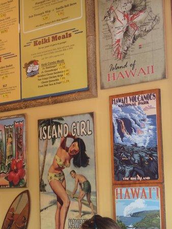 Kawaihae, Havaí: Island decor