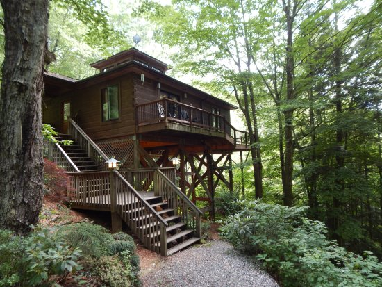 Zen mountain house cabin 25 mi from asheville updated for Tripadvisor asheville nc cabin rentals