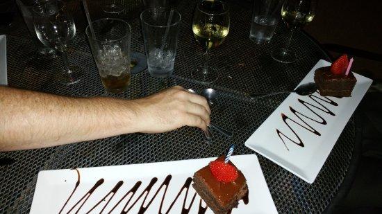 On The Rocks Restaurant and Bar: Dessert