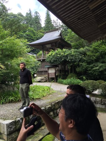 Unganji Temple: Uncannily Temple has a beautiful garden and temple. Bashō stayed here for 13 days during his tri