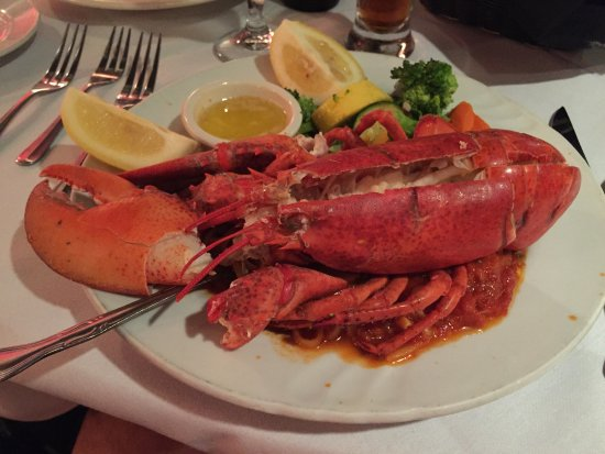 Fresh Maine Lobster Dinner Special Picture Of Avanti