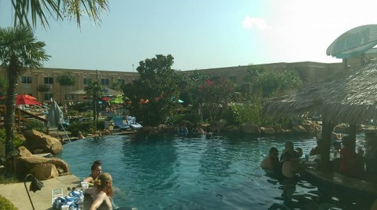 Choctaw Casino Resort: Pool
