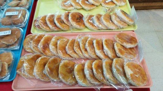 Marlboro, NJ: Pastries and Baos (buns)