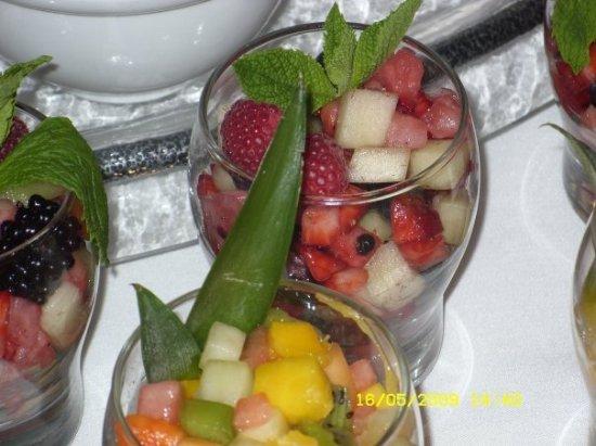 Le Kenavo : salade de fruits Frais!!!