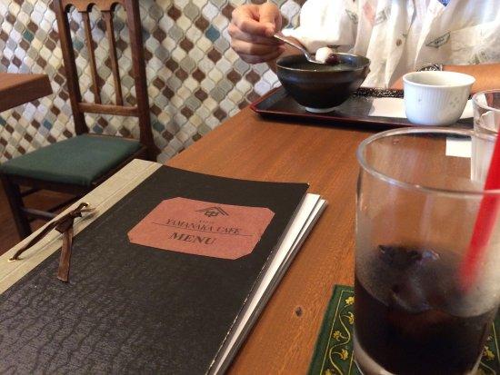 Yamanaka Cafe Photo
