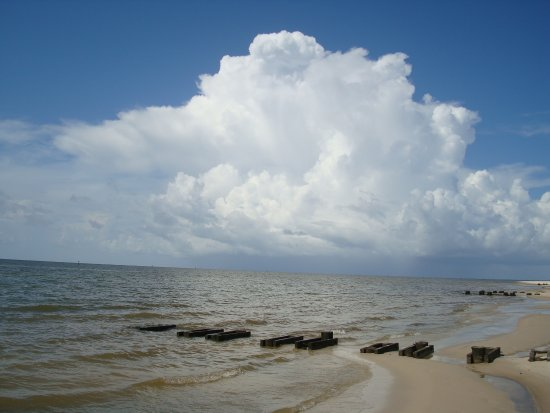 Bay Saint Louis, MS: Beach