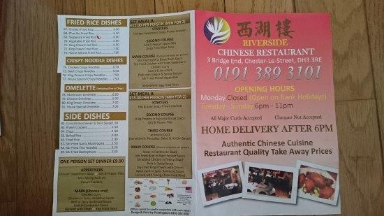 Chester-le-Street, UK: Restaurant guide