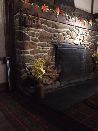 Sterling, MA: The hearth.