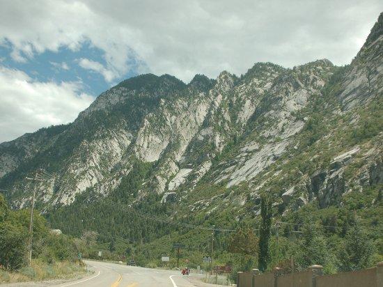 Snowbird, Utah: View From Tram