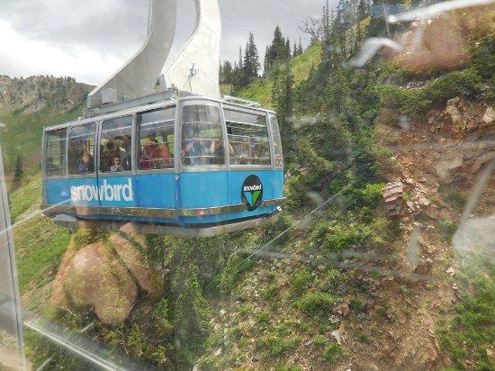 Snowbird, Γιούτα: View From Tram