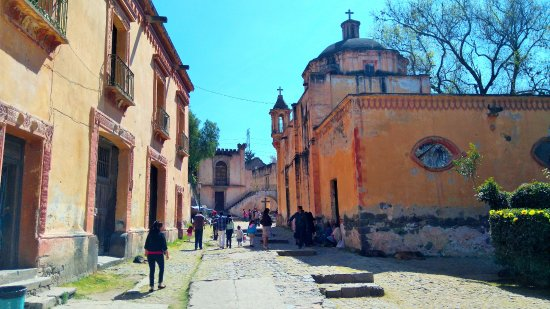 Texcoco, Mexico: Any western to be filmed ?