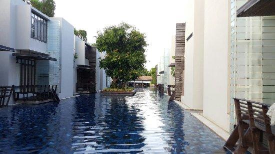 Let's Sea Hua Hin Al Fresco Resort: Let's swim at Let's sea