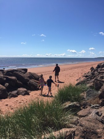 Tignish Shore Beach