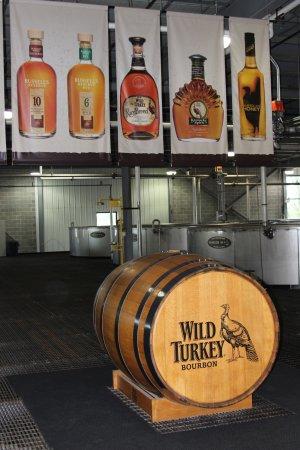Lawrenceburg, KY: full distillery