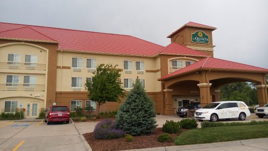 La Quinta Inn & Suites North Platte: Its building