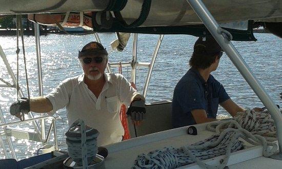 Sail Cape Coral-Day Boat Tour: 3 hour trip