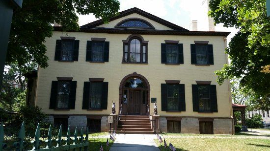 Seward House Museum: 20160715_125743_large.jpg