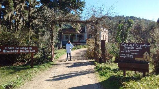 Entradas de casas de campo casa de campo moderna fachadas - Entradas de casas de campo ...
