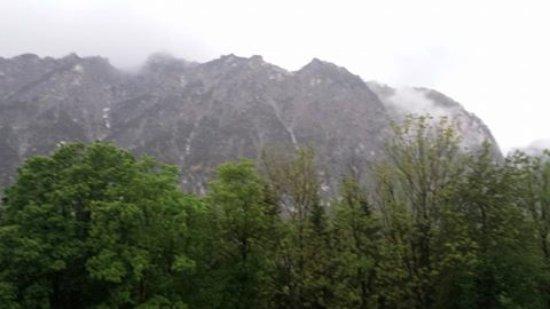 St. Leonhard, Αυστρία: Bello, peccato il meteo