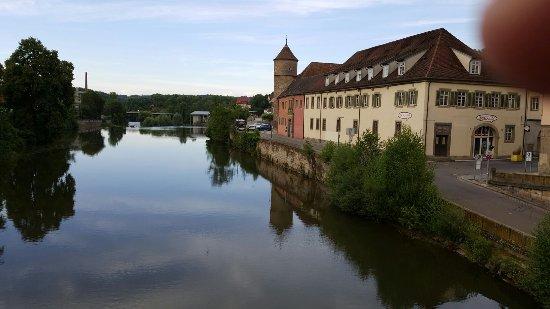 Schwäbisch Hall, Germania: Henkersbrucke