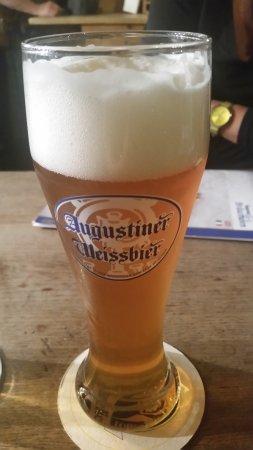 Augustinerbräu: Cerveja deliciosa