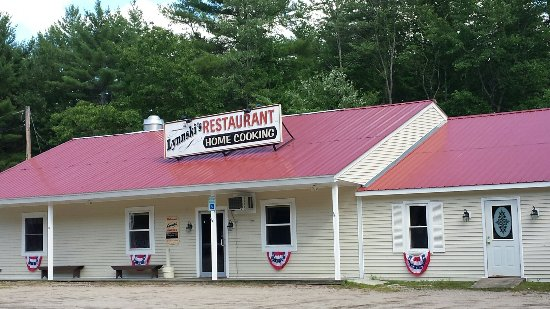 Ossipee, NH: Lynnski's Restaurant