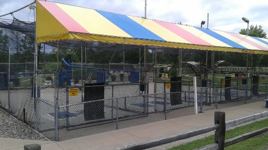 Northland Kart Kountry: Batting cages
