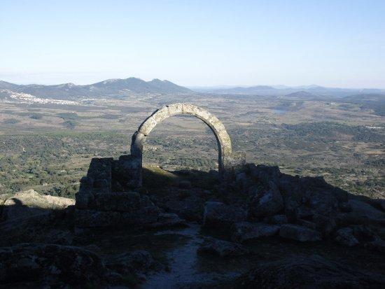 Monsanto, Portugal: Ruínas do castelo