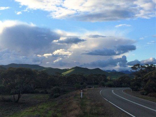 Flinders Ranges National Park, Australie : Wilpena Pound