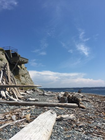Fort Casey State Park: Gorgeous beach!
