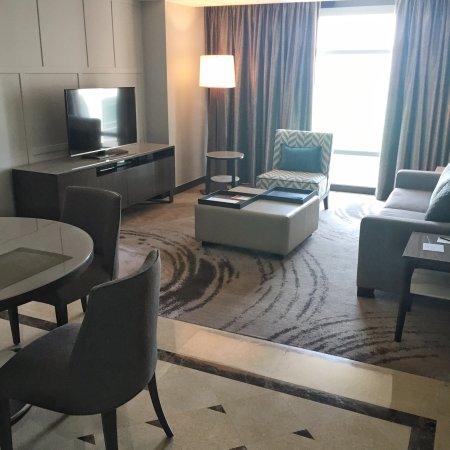 Ascott Makati: One-bedroom Deluxe Suite
