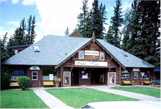 The Park Theatre Wasagaming