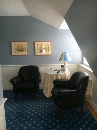The Breakwater Inn and Spa: Nook
