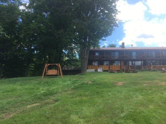 Garnet Hill Lodge: As I said mind blowing