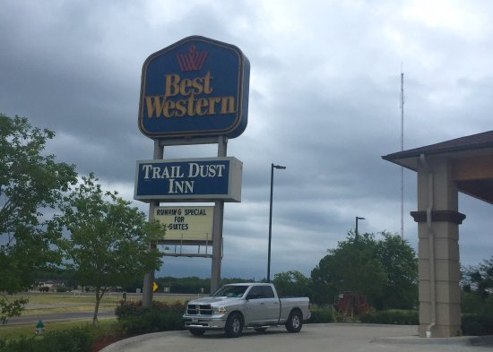 Photo of BEST WESTERN Trail Dust Inn & Suites Sulphur Springs