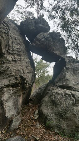 Cania Gorge National Park, Australia: 20160714_123838_large.jpg