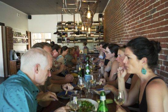 Mosman Park, Avustralya: Long Lunch Long Table