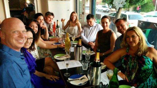 Mosman Park, ออสเตรเลีย: Celebrating