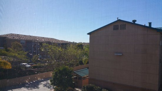 view from my room at hilton garden inn san diego del mar - Hilton Garden Inn San Diego Del Mar