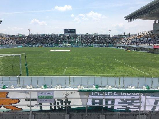 Naganoken Matsumotodaira Wide Area Park General Stadium Alwin