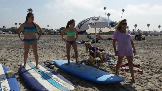 Learn to Surf with Heather Pine