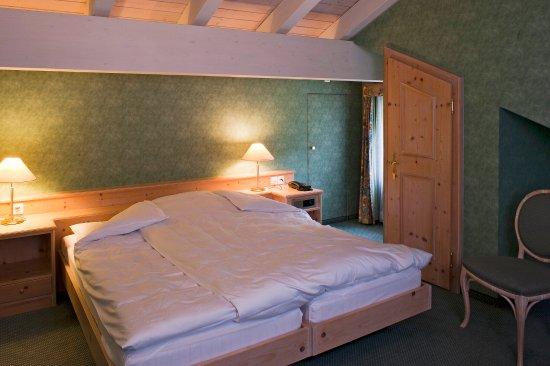 Bivio, Szwajcaria: Schlafzimmer