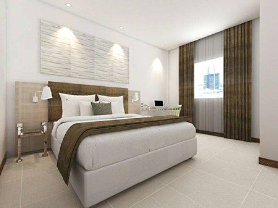 West Java, Indonesia: Bed Room1