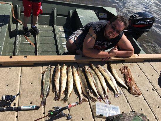Tetlin, AK: Like fishing @deadmans lake!