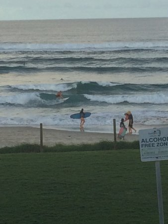 Lennox Head, أستراليا: Lennox Head Beach